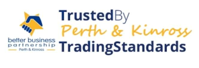 Trusted by Perth and Kinross Trading Standards